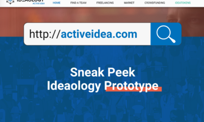 Ideaology launching Prototype Active Idea - A Revolutionary Platform to Create a Diverse Community