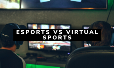 Esports and Virtual Sports How Are They Different