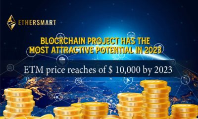 blockchain project has the most attractive potential in 2023